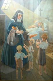 Svatá Lujza de Marillac