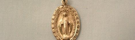 Zázračná medaile Neposkvrněné Panny Marie