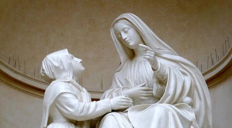 Poselství sv. Kateřiny Labouré (3. část)