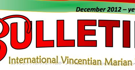 Mezinárodní bulletin (prosinec 2012)