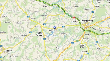 Informace k setkání v Želivě