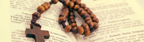 Růženec jako Nový zákon v rozjímání - růženec světla