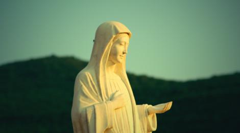 Jaké místo má ve Tvém životě Panna Maria?