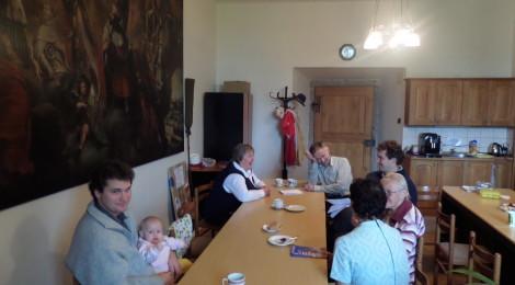 Setkání s rodinkami v Příbrami – Svaté Hoře