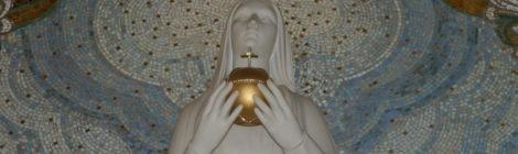 Jaké místo má Panna Marie v životě sestry Romany?
