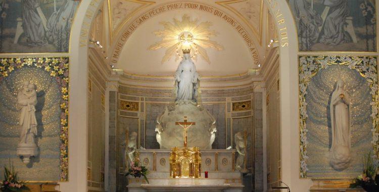 Zjevení Panny Marie sestře Kateřině Labouré 27.11.1830
