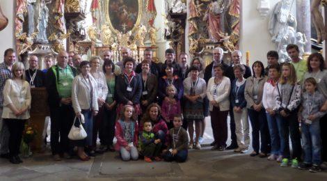 20.5.2017 Želiv u Pelhřimova - zveme Vás na 1denní duchovní obnovu pro rodiny