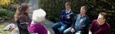 6.5.2017 - duchovní obnova pro mládež ve Staré Boleslavi