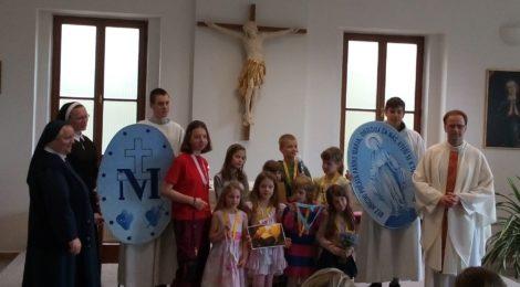 VSTUP dětí do SMM - 7.5.2017 Vranov u Brna