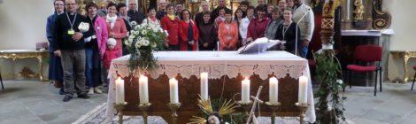 20.5.2017 - duchovní obnova pro rodiny Želiv